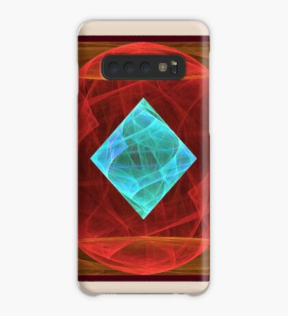 Antiquarian Pulsar #fractal art Case/Skin for Samsung Galaxy