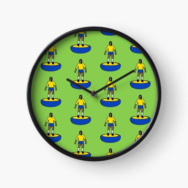 Subbuteo Player Brasile Clock