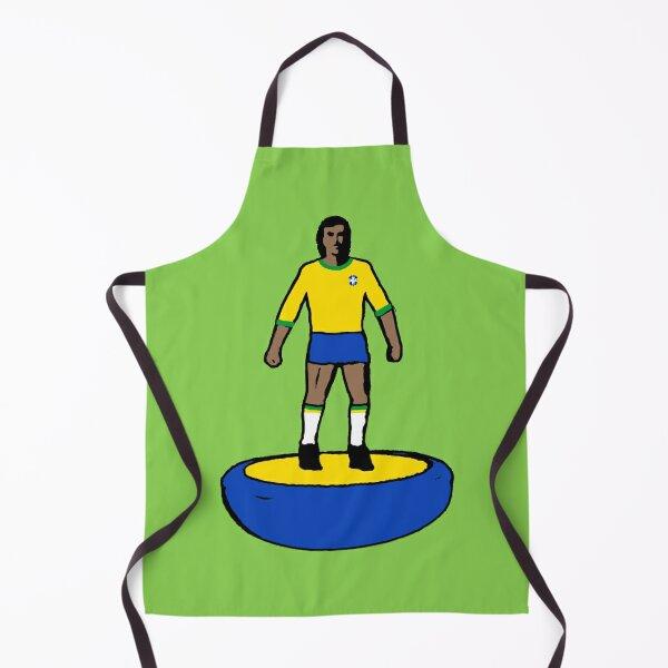 Subbuteo Player Brasile Apron