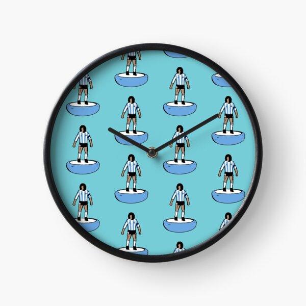 n.10 Argentina world cup 1986 Subbuteo Player  Clock
