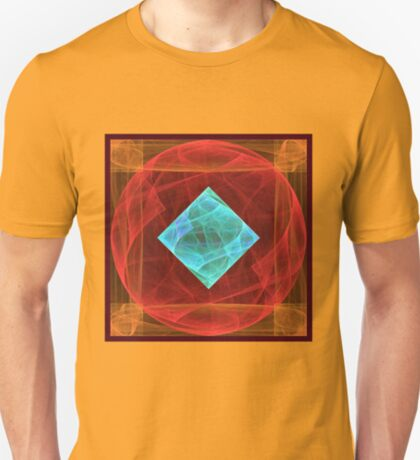 Antiquarian Pulsar #fractal art T-Shirt