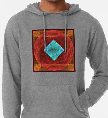 Antiquarian Pulsar #fractal art Lightweight Hoodie
