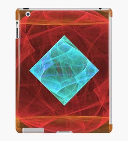 Antiquarian Pulsar #fractal art iPad Case/Skin