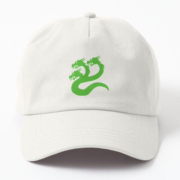 Three Heads of the Hydra - Green Dad Hat