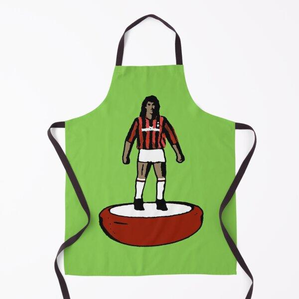 Subbuteo Player Milan vintage Apron