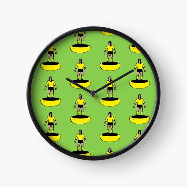 Subbuteo Player Dortmund Clock