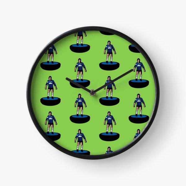 Subbuteo Player Inter Triplete Clock
