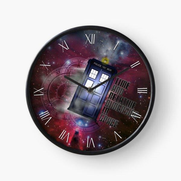 Vol de temps Horloge