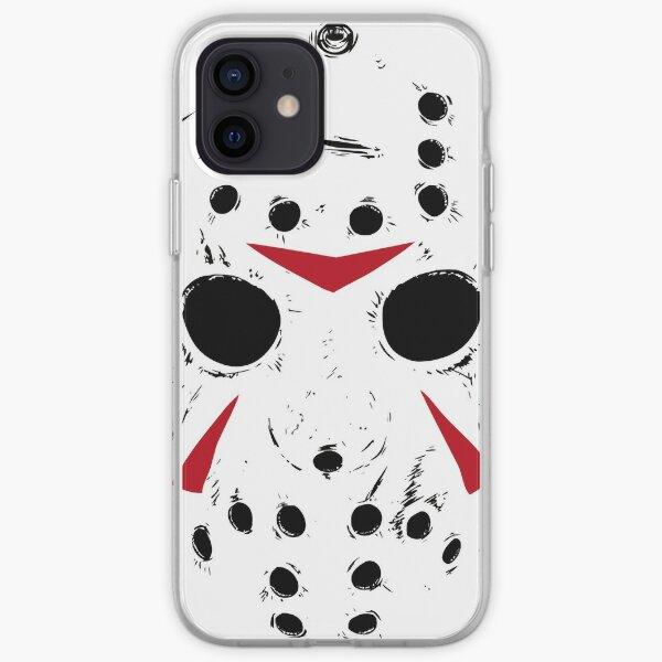 Jason Voorhees Maske iPhone Flexible Hülle