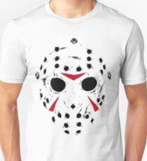 Jason Voorhees Mask Unisex T-Shirt