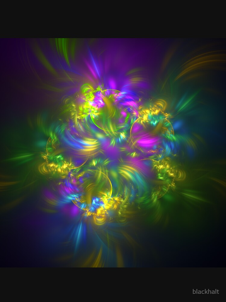 Five stars #fractals by blackhalt