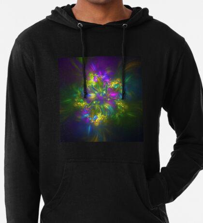 Five stars #fractals Lightweight Hoodie