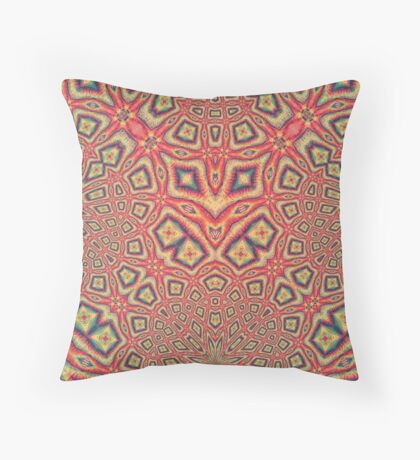 Hidden power Throw Pillow