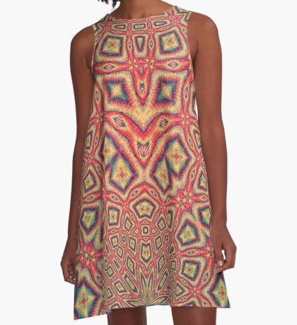 Hidden power A-Line Dress