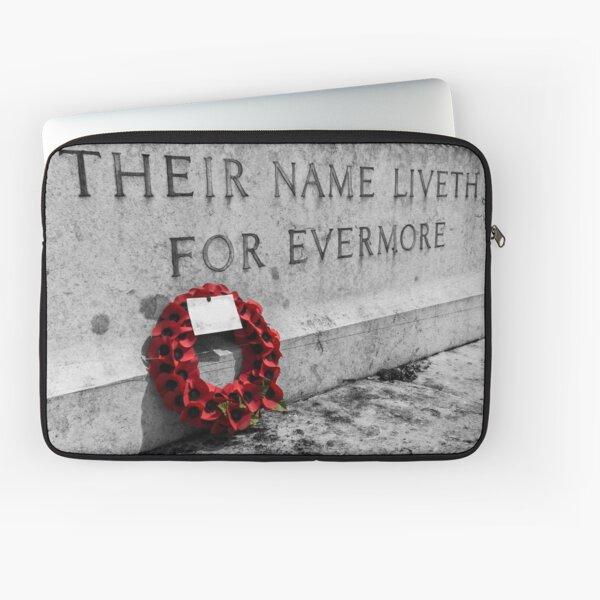 War Memorial Laptop Sleeve