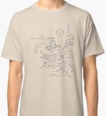 Yoga Manuscript Classic T-Shirt