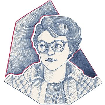 Stranger Things Barb by EmileighDuvall
