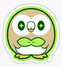 Chibi Rowlet Sticker