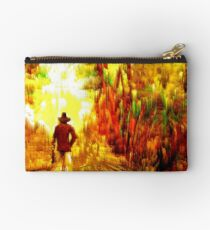 Stroll in the Woods Studio Pouch