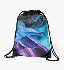 Never Seen RW Drawstring Bag