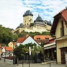 Karlštejn Castle by Astrid Ewing Photography