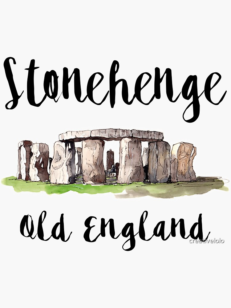Stonehenge by creativelolo