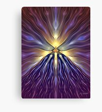 Genesis: Let There Be Light! Canvas Print