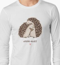 Hedge-hugs Long Sleeve T-Shirt