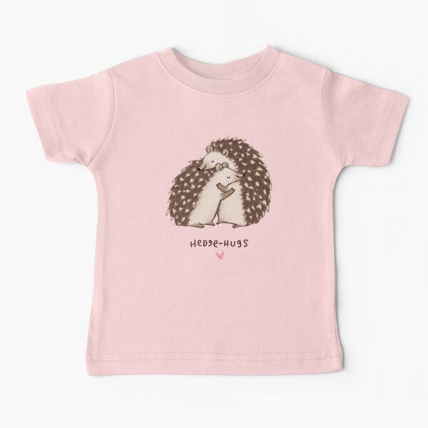 Hedge-hugs Baby T-Shirt