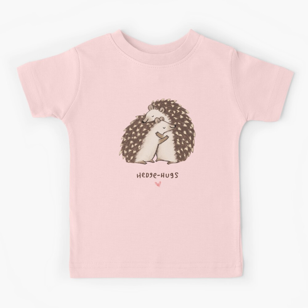 Hedge-hugs Kids T-Shirt