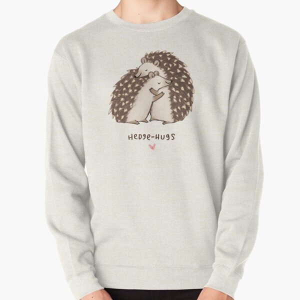 Hedge-hugs Pullover Sweatshirt