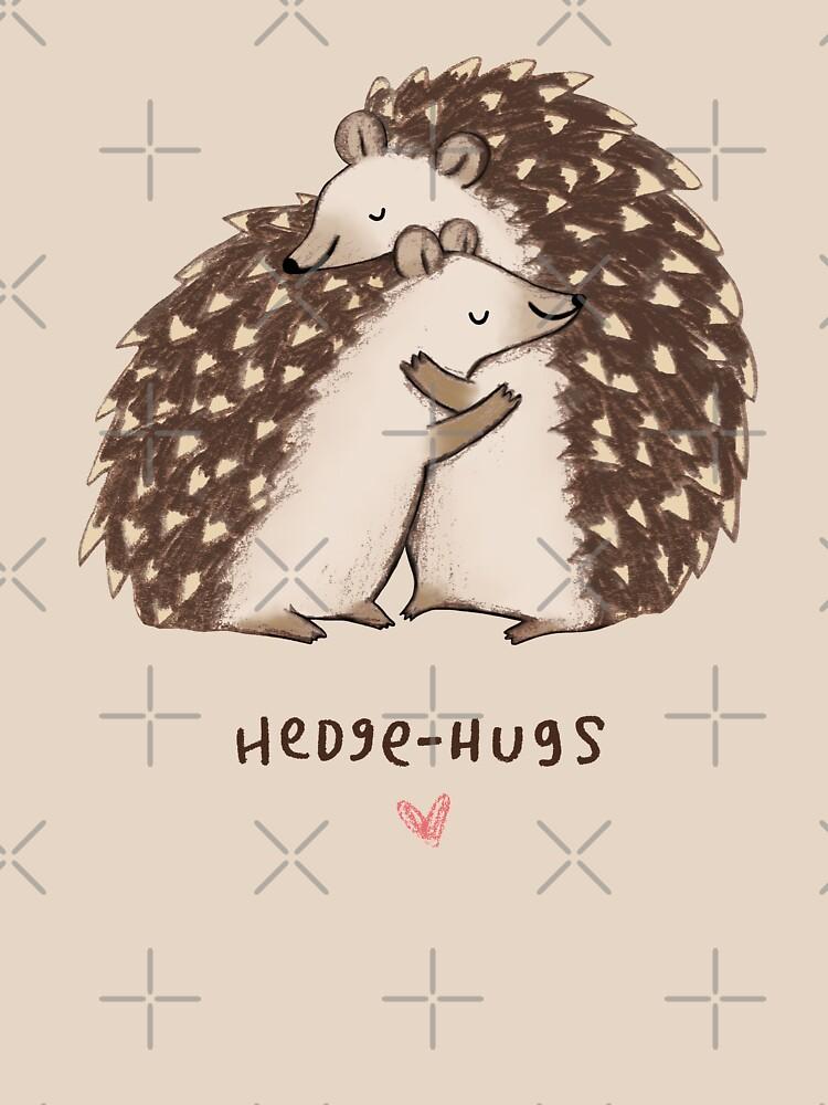 Hedge-hugs by SophieCorrigan