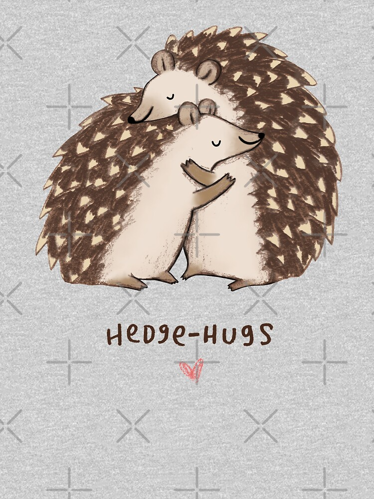 Hedge-hugs by SophieCorrigan