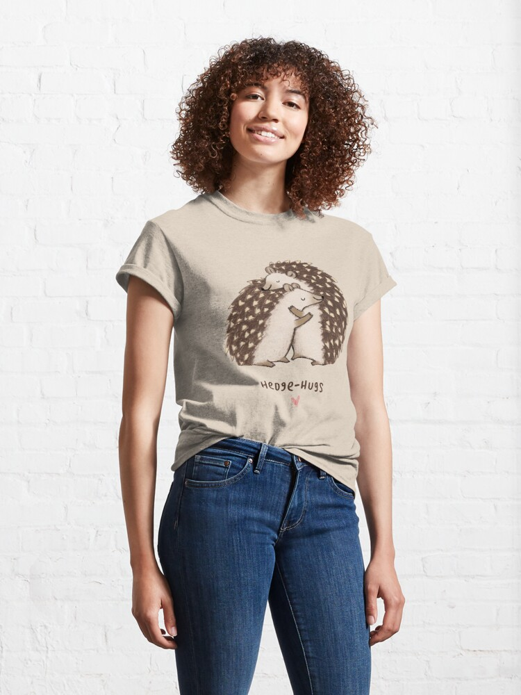 Alternate view of Hedge-hugs Classic T-Shirt