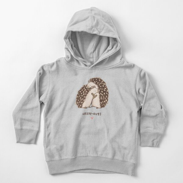Hedge-hugs Toddler Pullover Hoodie