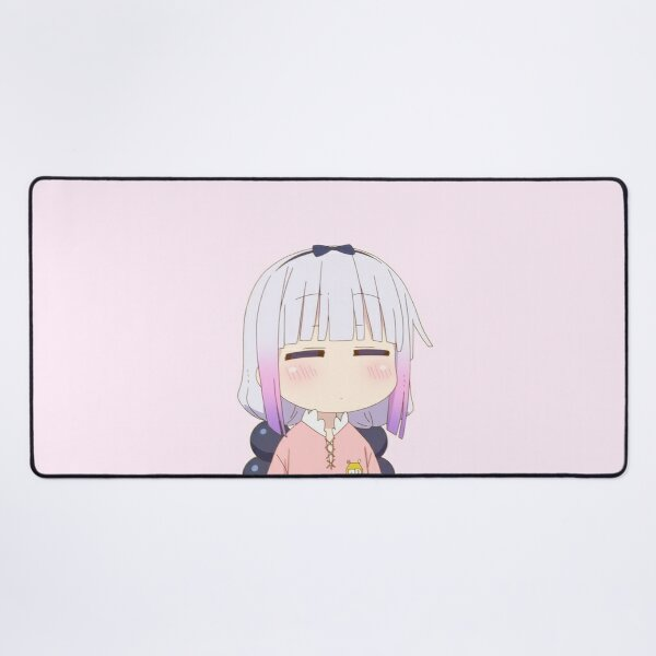 Sleepy Kanna - Miss Kobayashi Dragon Maid Desk Mat