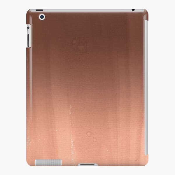 Rose Gold Ombre iPad Snap Case