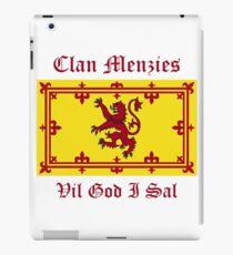 Menzies - Scottish Clan iPad Case/Skin