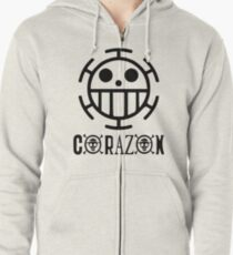 Law's Corazon Zipped Hoodie