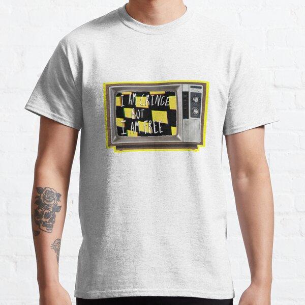 I Am Cringe But I Am Free Classic T-Shirt