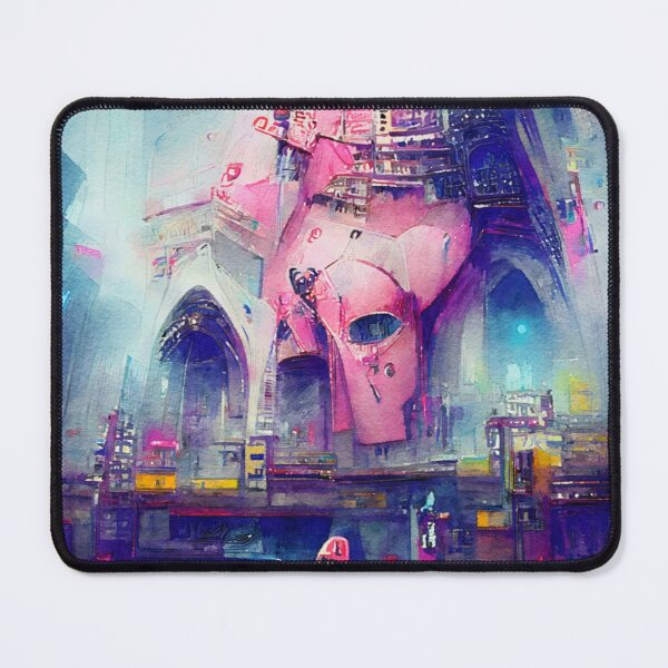 Exoplanet 003 Mouse Pad