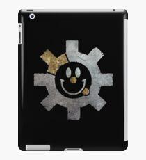 Bolt Face - Smiley (Metal) iPad Case/Skin