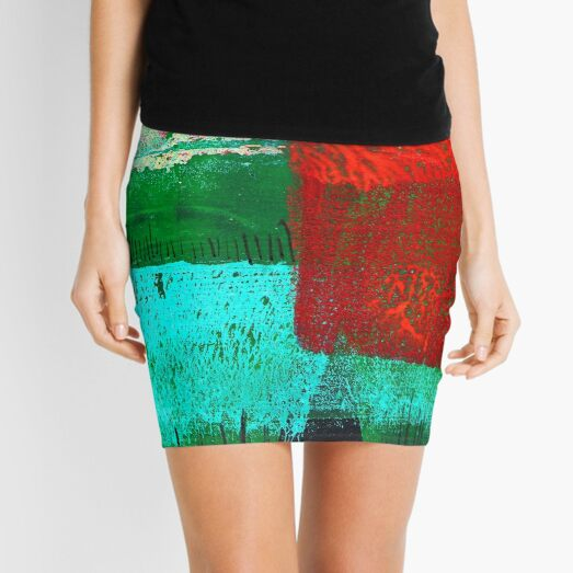 Lonely Beachhouse Mini Skirt