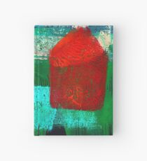 Lonely Beachhouse Hardcover Journal