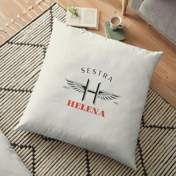 Sestra Helena - Orphan Black Floor Pillow