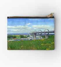 The Falkirk Wheel II Studio Pouch