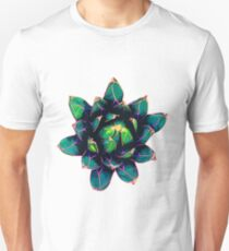 Sweet Agave ( Blue Succulent ) T-Shirt