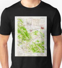 USGS TOPO Map California CA Livermore 298028 1953 62500 geo T-Shirt