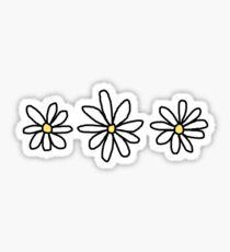 Blumen-Sticker-Paket Sticker