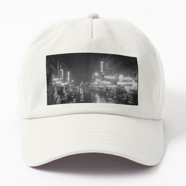 Jazz Clubs, 52nd Street, New York, N.Y., ca. 1948 Dad Hat